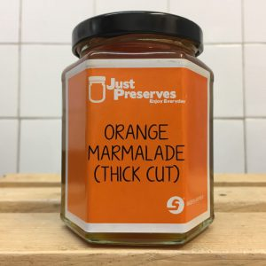 Just Preserves Local Thick Cut Marmalade – 330g