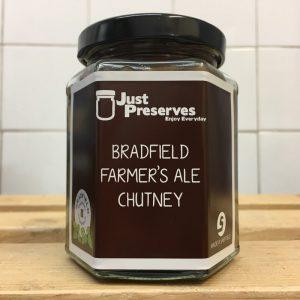 Just Preserves Bradfield Chutney – 330g