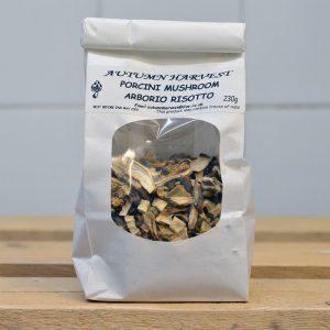 20% OFF – Autumn Harvest Mushroom Arborio Risotto – 230g