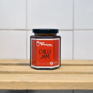 Just Preserves Local Chilli Jam – 330g