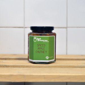Just Preserves Spiced Apple Chutney – 330g