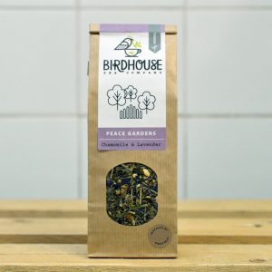 Birdhouse Peace Gardens  – Cham Lav Tea – 100g