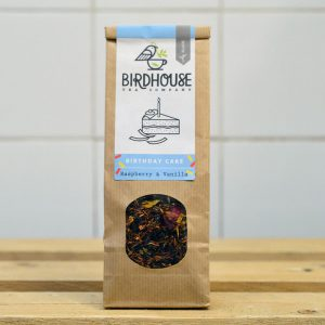 Birdhouse Birthday Cake Tea – 100g