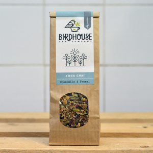 Birdhouse Yoga Chai – Chamo and fennel Tea – 100g