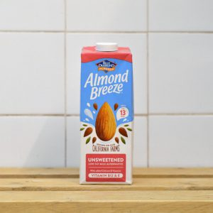 Blue Diamond Almond Unsweetened Drink – 1l