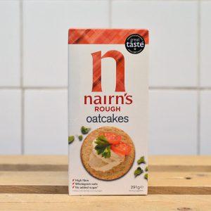 Nairns Savoury Rough Oatcake – 291g