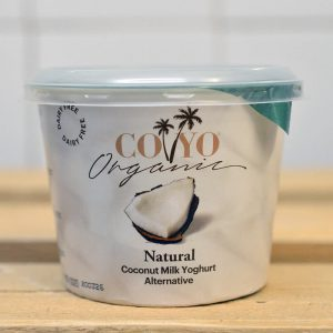 Co-Yo Organic Coconut Milk Yoghurt – 250g