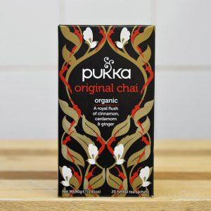 PUKKA Original Chai Tea – 20 Bags