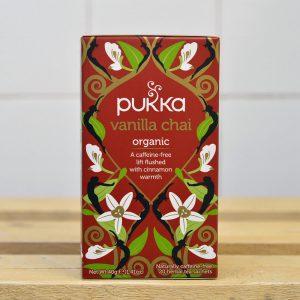 PUKKA Vanilla Chai Tea – 20 Bags