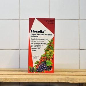 Floradix (Large) Iron and Vitamin Liquid – 500ml