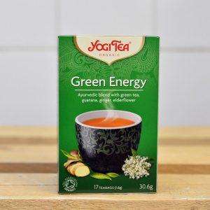 Yogi Organic Green Energy Tea – 17 Bags