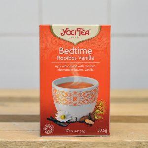Yogi Bedtime Rooibos Vanilla Tea – 17 Bags
