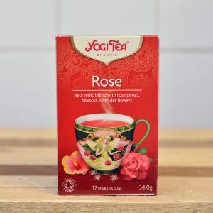Yogi Rose Tea – 17 Bags