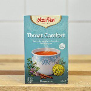 Yogi Throat Comfort Tea – 17 Bags