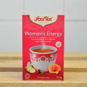 Yogi Womens Energy Tea – 17 Bags