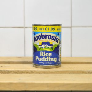 Ambrosia Tin Rice Pudding – 400g