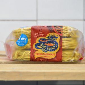 Blue Dragon Egg Noodles – 300g