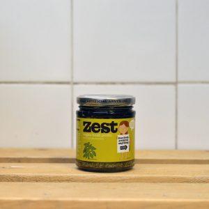 ZEST Vegan Basil Pesto Gluten Free – 165g