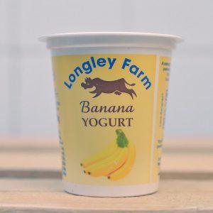 25% OFF-Longley Farm Mini Yoghurt (Banana) – 150g