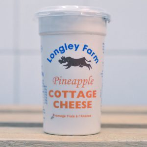 Longley Farm w/ Pineapple Cottage Cheese – 250g