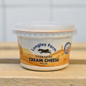 Longley Farm Full Fat Soft Cream Cheese – 200g