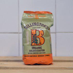 Billington's Organic Caster Sugar – 500g