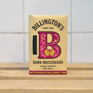 Billington's Muscovado Dark Sugar – 500g