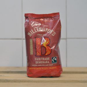 Billington's Fairtrade Demerara Sugar – 500g