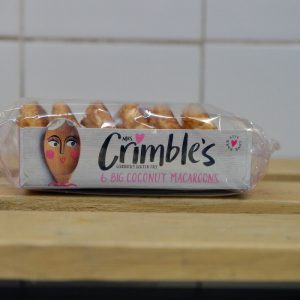 Mrs Crimbles GF Coconut Macaroons – 195g