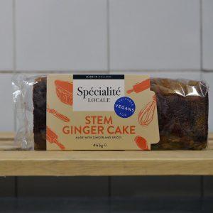 Specialite Local Vegan Stem Ginger Specialite Locale Cake – 465g