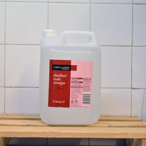 Distilled White Vinegar – 5l