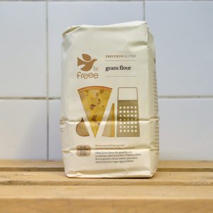 Doves GF Gram Flour – 1kg