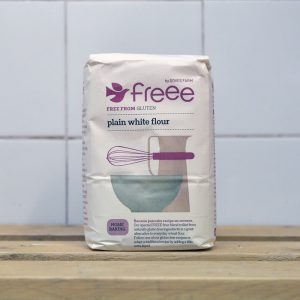 Doves Gluten Free Plain White Flour – 1kg
