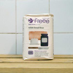 Doves Gluten Free White Bread Flour – 1kg