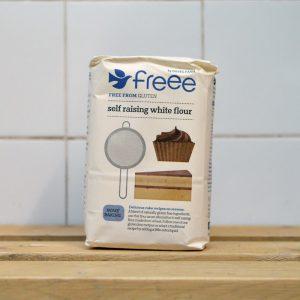 Doves Gluten Free Self Raising Flour – 1kg