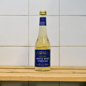 Aspalls Organic White Wine Vinegar – 350ml