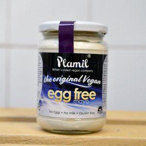 Plamil Vegan Egg Free Plain Mayonaise – 315g
