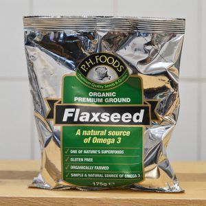Prewetts Ground Flaxseed – 175g