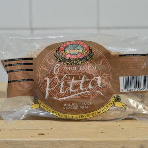 Eghovan's Wholemeal Pitta Bread – 6 Pack
