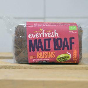 Everfresh Raisins Malt Loaf – 290g