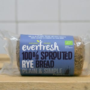 Everfresh Sprouted Rye Bread – 400g