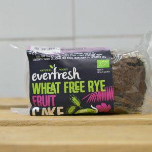 Everfresh Wheat Free Fruit Cake – 350g