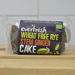 Everfresh Ginger Wheat Free Rye Bread – 350g