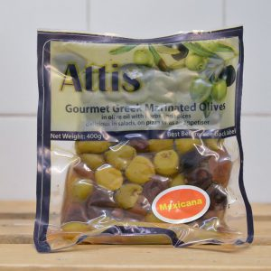 Attis Mexicana Olives – 400g
