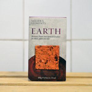 Miller's Earth Crackers – 100g