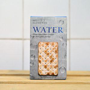 Miller's Water Crackers – 70g