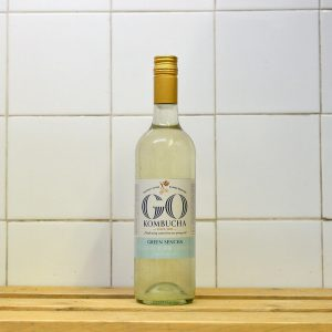 GO Kombucha Fermented Green Sensh Drink – 750mls