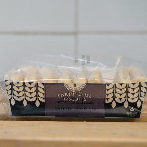 Farmhouse Vegan Shortbread – 200g