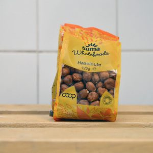 SUMA Hazelnuts – 125g