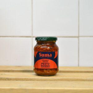SUMA Organic Rosso Pesto – 190g